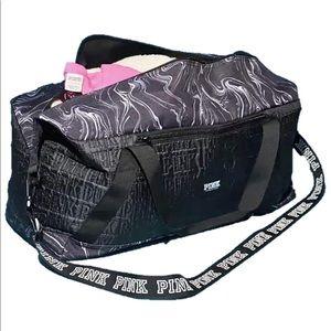 VS PINK Large Travel Duffle Bag